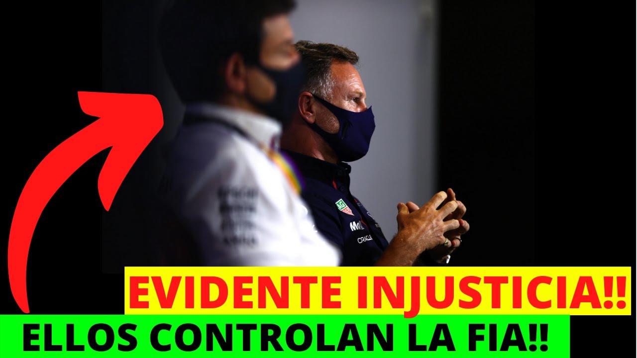 INSÓLITO! Red Bull es RECHAZADO! FIA los llama MENTIROSOS!! | Darius Motors.