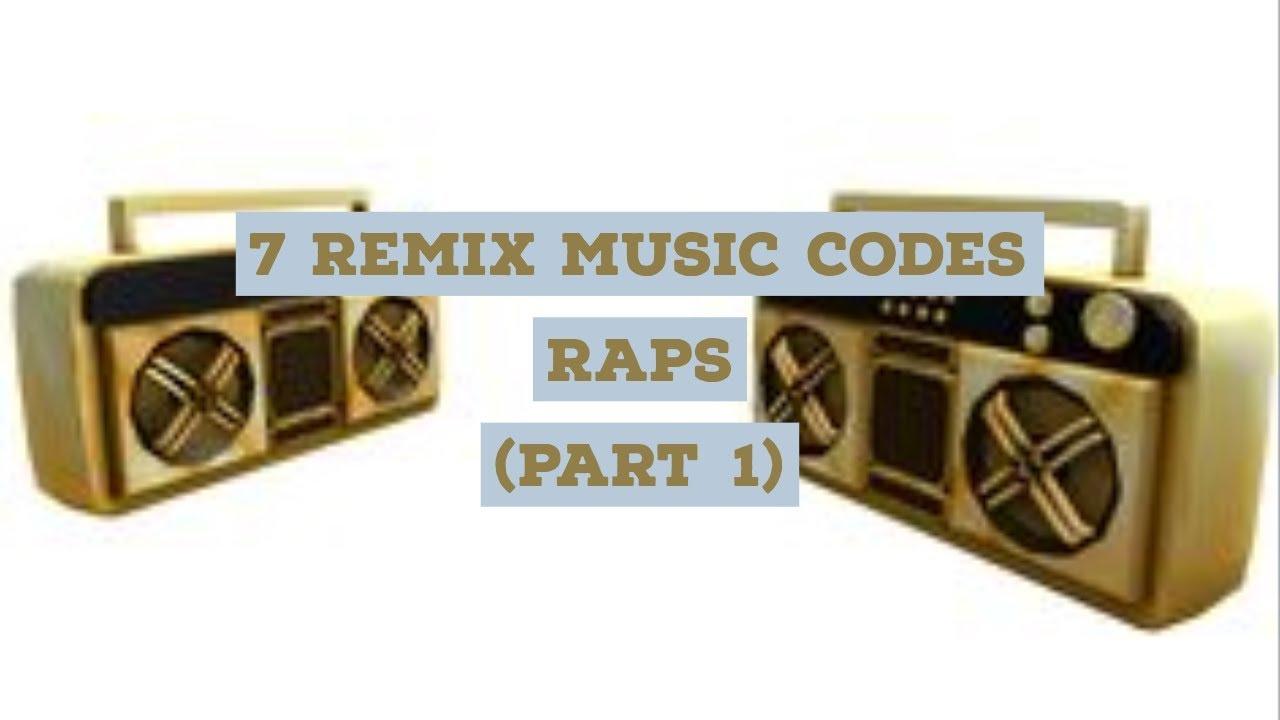 Roblox Bass Boosted Rap - 7 Remix Rap Music Codes Roblox Upload