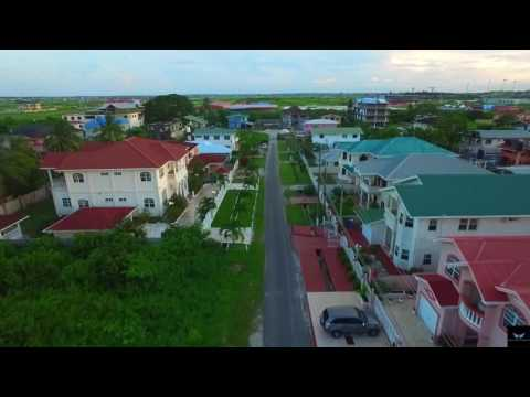 Time Lapse & Aerial- Continental Park, Guyana