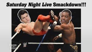 6 Celeb Crossovers, SNL vs. WWE, and Stormi Jenner's Handbags | Page Six TV