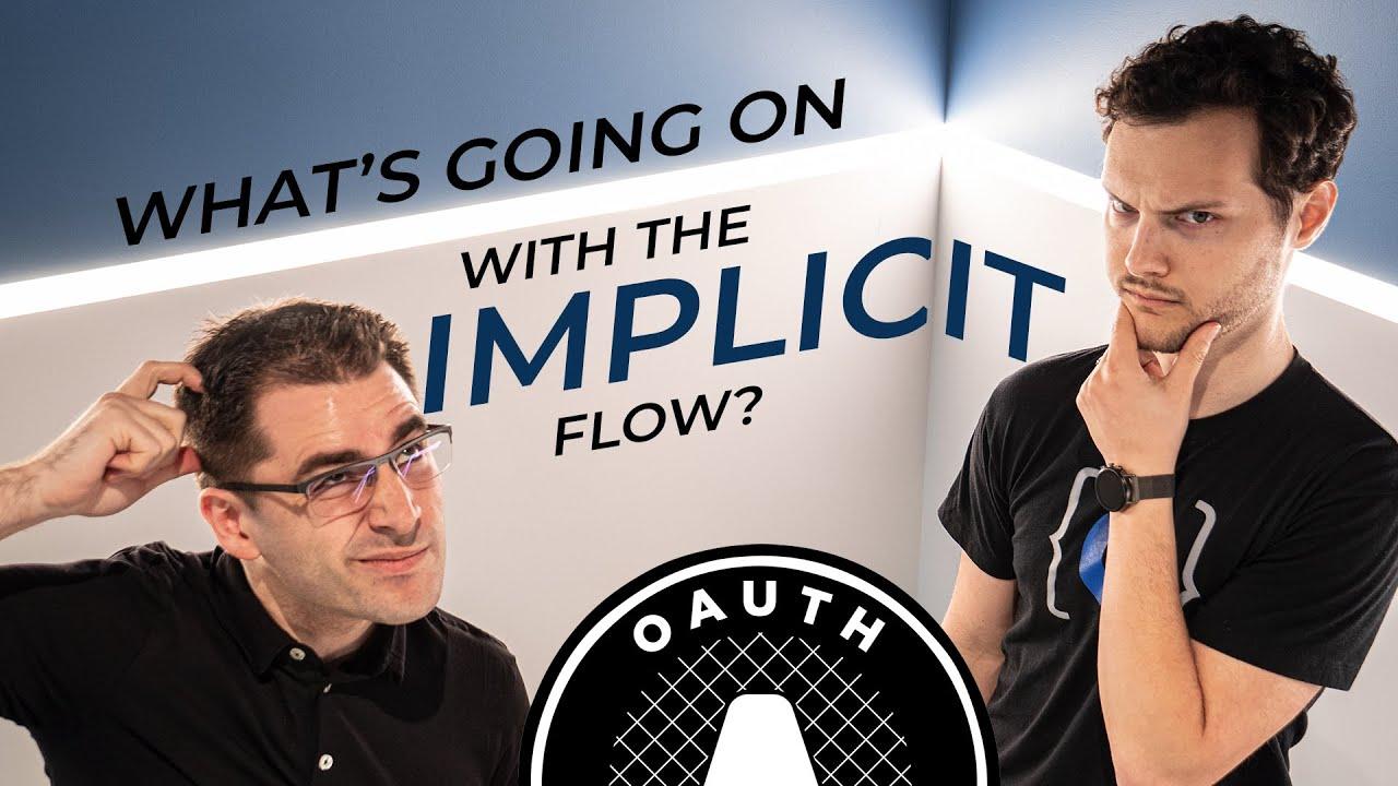 OAuth 2 0 Implicit Grant Type
