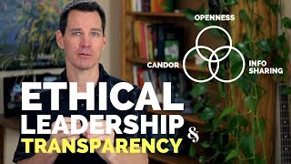 Ethical Leadership and Communication
