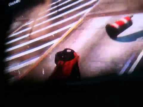 100 kilometres in the Lamborghini