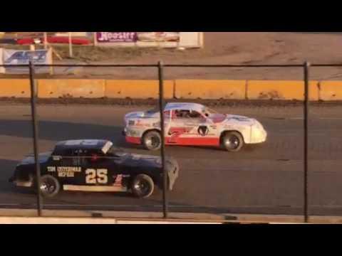 7W Purestock Heat Viking Speedway 5-28-17 part 4