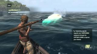 Assassin's Creed 4: Black Flag - The White Whale Gameplay