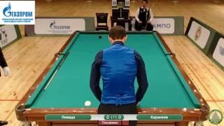 5 Полуфинал: Ливада Никита  RUS - KAZ  Каранеев Aлихан