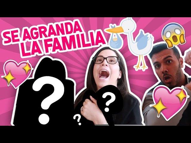 AGRANDAMOS LA FAMILIA ESTE 2019 | LA GRAN SORPRESA | EL MUNDO DE CAMILA