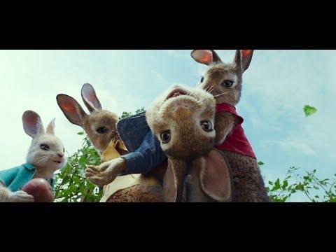 Кролик Питер - трейлер