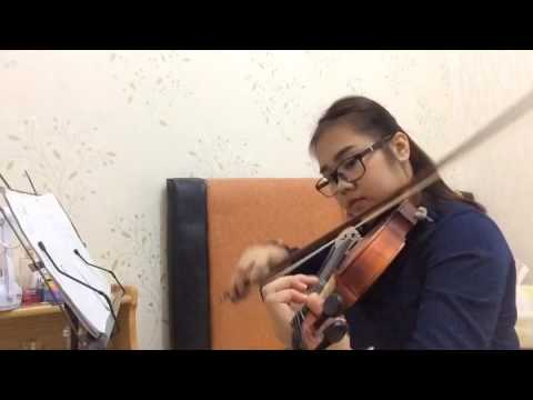 Let's not Try to Fall in Love-Big Bang violin cover