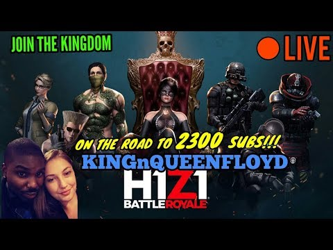 [ LIVE ] **LAMBO UPDATE** H1Z1 BATTLE ROYALE BEYOND ROYALE EP 100 PRO PLAYER PS4 GAMEPLAY