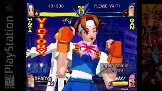 Rival Schools: United By Fate | Kyosuke/Hinata | Playstation (TAS)