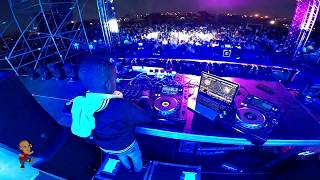 Cover images DJ Arch Jnr Live At The Heart FM Summer Festival 2019 In Cape Town