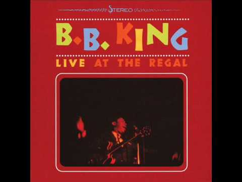 B B King - Live at the Regal (full show)