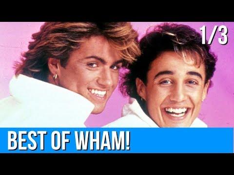 The Best of WHAM Compilation Album (Full Lyrics) Part 1 of 3