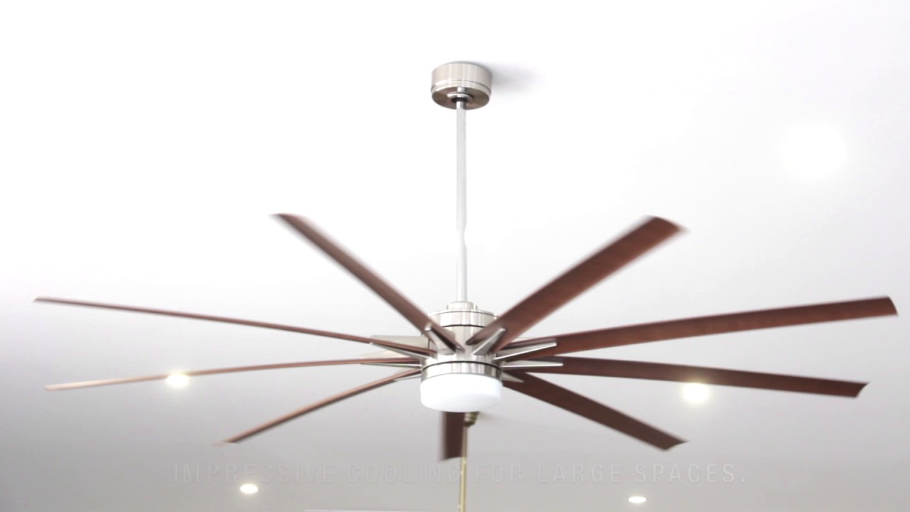 Perfect Odyn Ceiling Fan By Fanimation