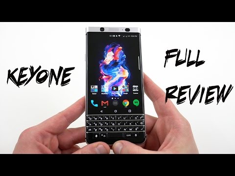 Blackberry KEYOne Full Review and Q&A: Best of Both Worlds