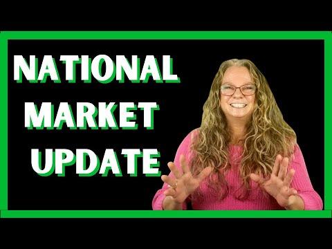 National Real Estate Market Update in College Station