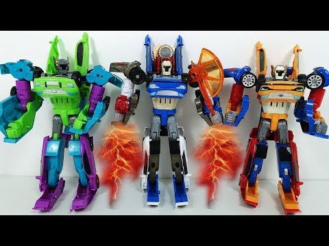ТОБОТЫ - новый ТОБОТ ТРИТАН. Машинки-Трансформеры Тоботы Роботы Челлендж Tobot Tritan Тоботы Вперед!