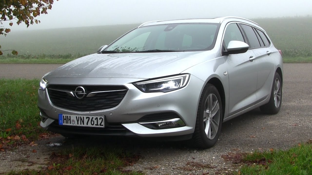 2017 opel insignia sports tourer 2 0 turbo d 170 hp test. Black Bedroom Furniture Sets. Home Design Ideas