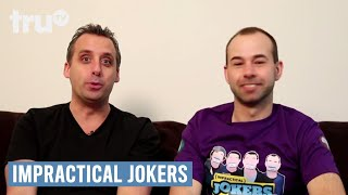 "Impractical Jokers - ""Three's A Crowd"" Ep. 705 (Web Chat) 