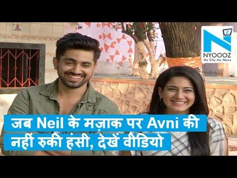 Naamkarann: देखें Avni & Neil के कुछ Funny Moments    Part-1 thumbnail