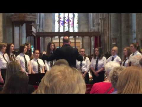 Abbie School Choir