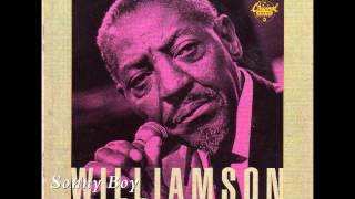 Santa Claus - Sonny Boy Williamson