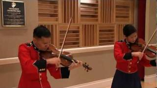 "SOUSA The Stars and Stripes Forever (arr. Dukov for two violins) - ""The President"