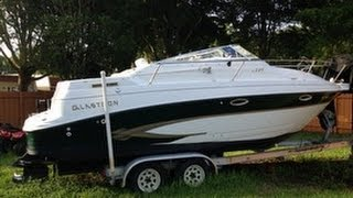 [SOLD] Used 2001 Glastron 249 Sport in Hialeah, Florida