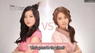 [Get it beauty Self] Hair Styling Battle with Ga Yoon Thumbnail