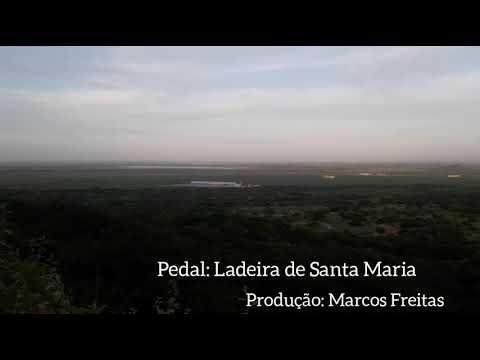 Pedal Santa Maria: Visão panorâmica