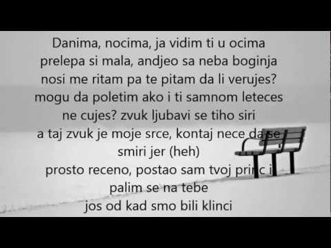Mr. Black ft. Bato - Kada mislim o njoj + (Tekst)
