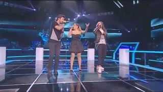 Pedro Maceiras VS Vânia Gonçalves VS Alex Vantrue | Batalhas | The Voice Portugal | Season 3