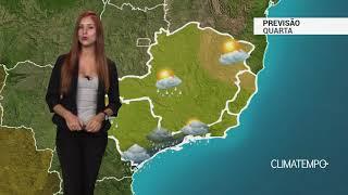 Previsão Sudeste -  Mais uma frente fria avança