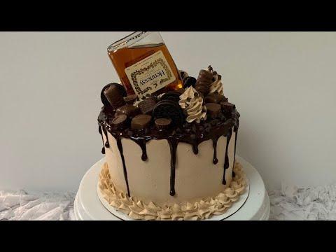 Adult Birthday Cake Idea Youtube