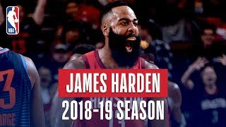 James Harden's Best Plays From the 2018-19 NBA Regular Season