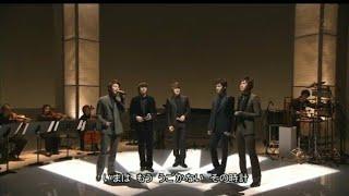 동방신기 (TVXQ 東方神起) -大きな古時計 (할아버지의 낡은시계) | LIVE 라이브