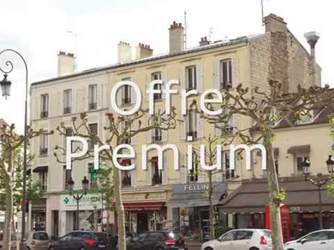Vendu appartement f3 en duplex maisons laffitte 78600 for Appartement maison laffitte
