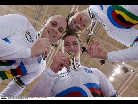 Full Replay of Day 2 - 2013 UCI Track Cycling World Championships