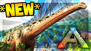 ARK: Survival Evolved Server -  THE BIGGEST DINOSAUR EVER - THE TITANOSAUR #68