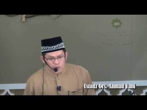 Orang Kuat bagi Syaitan, Oleh Ustadz Drs. Ahmad Yani