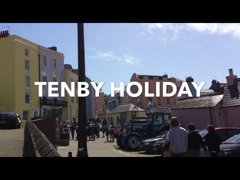 Tenby Holiday