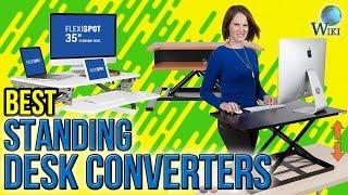 8 Best Standing Desk Converters 2017