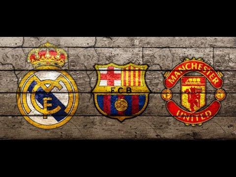 ТОП 10 Богатейших футбольных клубов мира
