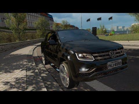 Volkswagen Amarok - Euro Truck Simulator 2 v1.31 [ETS2]