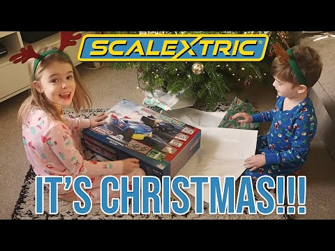 Scalextric | What will you be opening this Christmas?