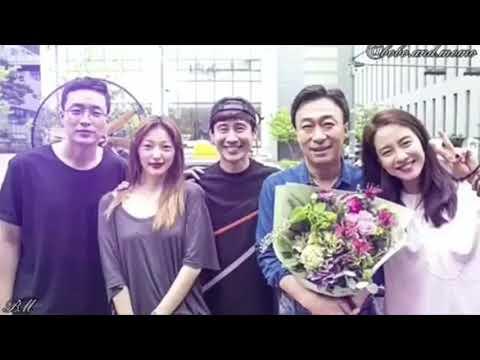 Song Ji Hyo X director Lee | 송지효/宋智孝 movie Wind Wind Wind/What a man wants/바람바람바람 fan greeting (1)