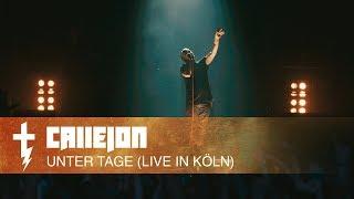 CALLEJON Unter Tage LIVE IN KÖLN