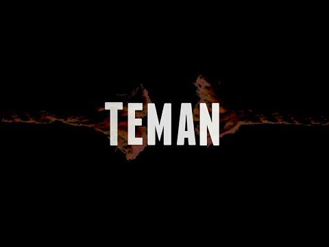 ONE khalifa - TEMAN ft EIKEY (lyric video)