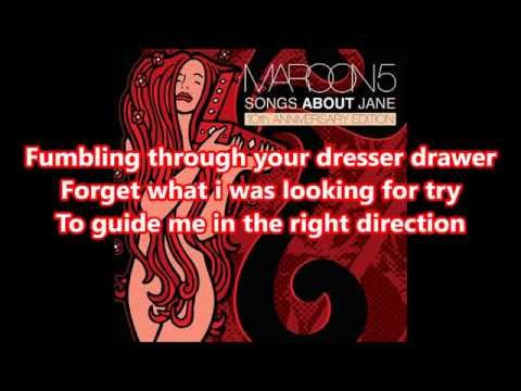 Maroon 5 -  Must Get Out (Demo) [HQ + LYRICS]